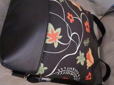 Virágok az erdőben táska + pénztárca  szett